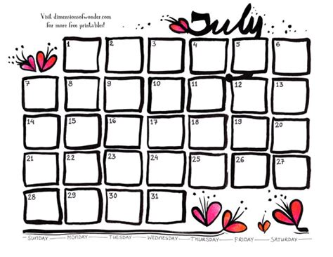 printable quarterly calendar 2013 july calendar 2013 content uploads june monthly calendar