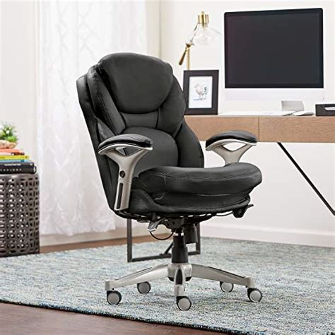 amazoncom  works ergonomic executive office chair    motion technology black
