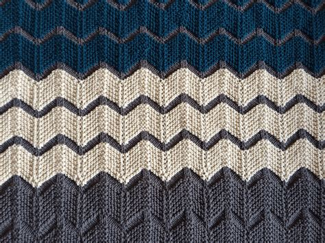 knit chevron pattern 4 zig zag chevron baby blanket knitting patterns sizzle