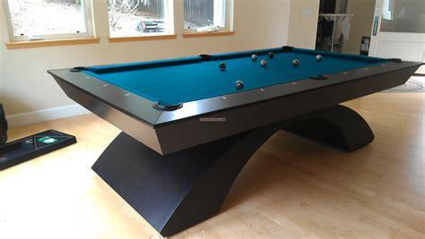 pool tables contemporary pool table modern pool tables usamadepooltablescom