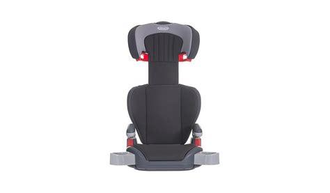 graco high back booster car seat glacier gray graco junior maxi 2 3 high back booster car seat