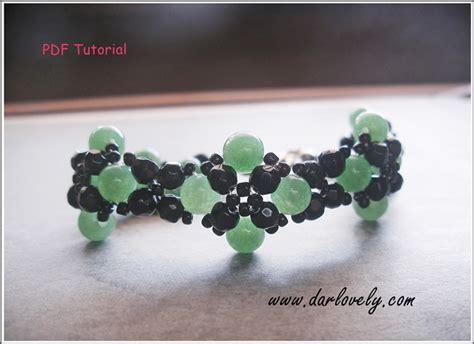 tutorial jade html green jade oryx flower bracelet tutorial