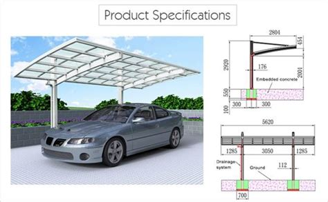 carport alu preis aluminum shelters cantilever car port for 1 car