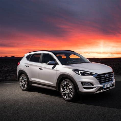 Hyundai Tucson 2019 Facelift by Hyundai Tucson Facelift Unveiled India Bound Jeep