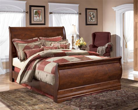 Bedroom Sets For Sale Wilmington Nc Wilmington Sleigh Bed From B178 77 74 96