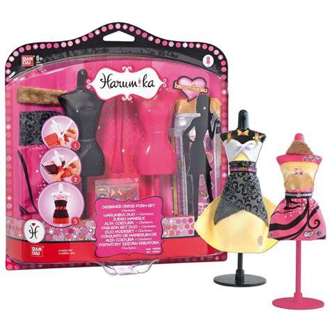 Harumika Designer Dress Form Set Girls Dress Making   harumika designer dress form set girls dress making