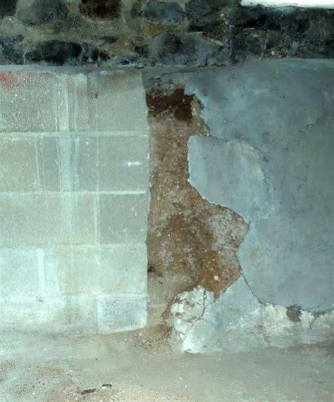 100 year basement walls crumbling doityourself