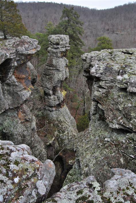 Pedestal Rock Arkansas pedestal rock trail trails to nurture families