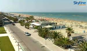 live cam beach in porto san giorgio best live webcams