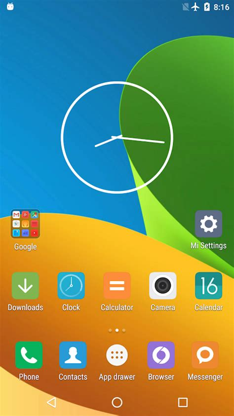 mi launcher themes download mi launcher android apps on google play