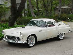 1956 Ford Thunderbird 1956 Ford Thunderbird For Sale Classic Car Ad From