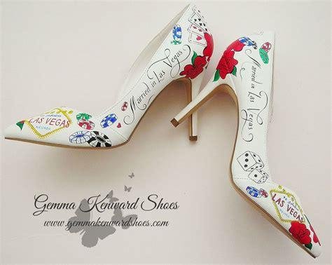 Wedding Shoes Las Vegas by Viva Las Vegas Shoes