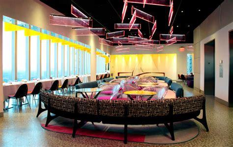 interior design museum nyc restaurant robert opens atop new york s museum of arts and