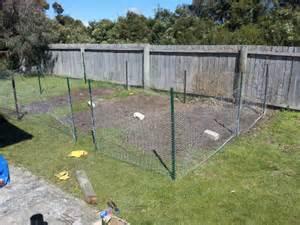 building a vegetable garden fence interior exterior