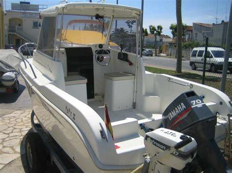 saver 540 cabin fisher saver 540 cabin fisher en marina d 180 emp 250 riabrava barcos a