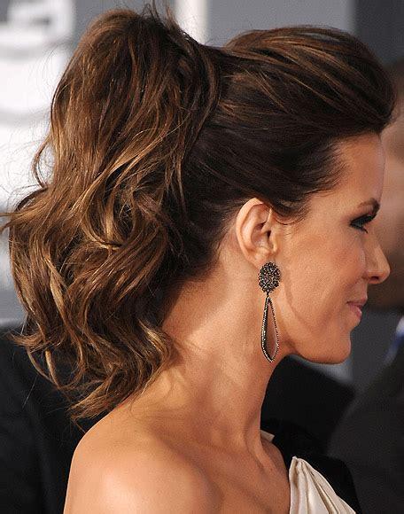 chongo or ponytail peinados con coleta el blog de ana suero