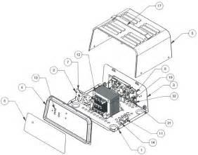 se 5212a ca schumacher battery charger parts list