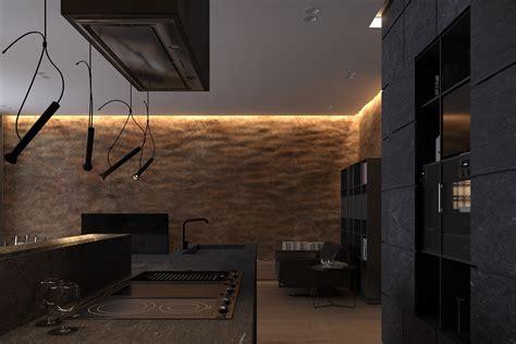matte black walls a pair of dark and enchanting homes
