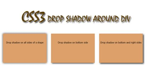 making rectangle css ypsa webmaster s blog how to create css3 drop shadow