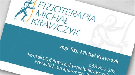 physio business card template physiotherapy practice visualnorth