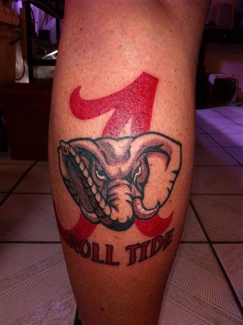 alabama football tattoo designs 28 crimson tide designs alabama crimson tide