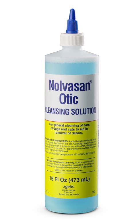 Xpulsion Detox 16 Oz Directipns by Nolvasan Otic Cleansing Solution Vic Pharmacy
