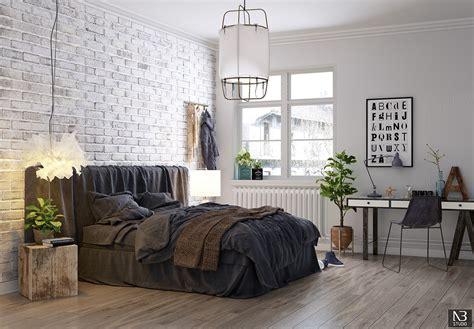 scandinavian style bedroom bedroom scandinavian style on behance