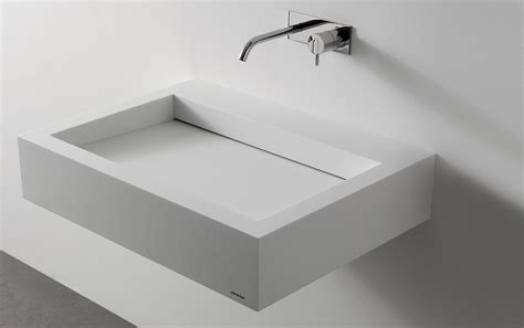 lavabo in corian slot the corian sink