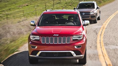 volkswagen jeep 2013 2014 jeep grand cherokee vs touareg html autos post