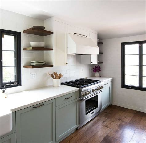 fabulous kitchen cabinet paint colors 2018 trends with