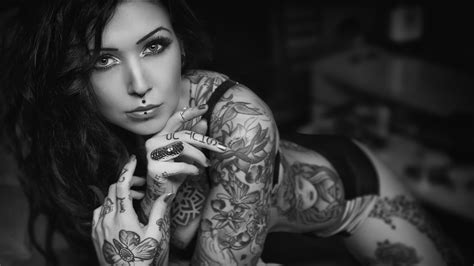 tattoo hot wallpaper tattoo girl wallpaper group with 56 items