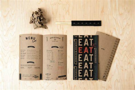 Kigo Kitchen Menu by Restaurant Branding And Design Ideas Printingdeals Org