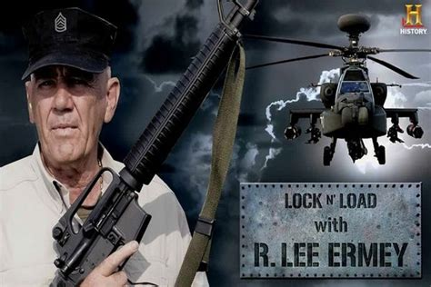 lock and load r ermey 21 best survival shows must