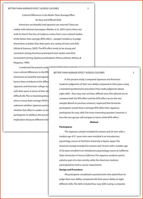 Cover Letter Exles For Research Facilities Exle Of Apa Essay Format Najmlaemah