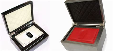 Eibenstock Luxury Key Box: The Ultimate Storage Accessory