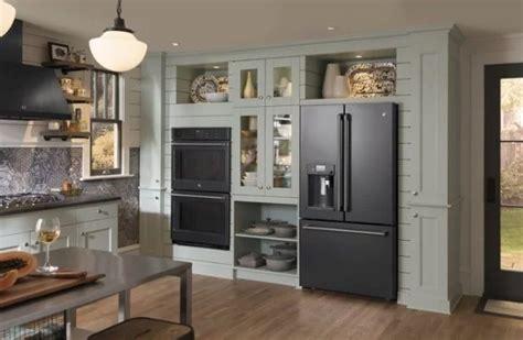 The Design of GE Black Slate?   Kitchen Design Blog