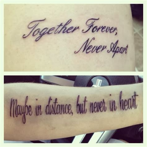 tattoo quotes love couples tattoo quotes for men couple tattoo love infinity with