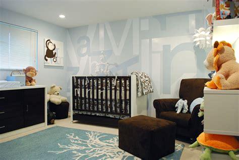 Modern Nursery Ideas For Boys Abc And As Easy As 123