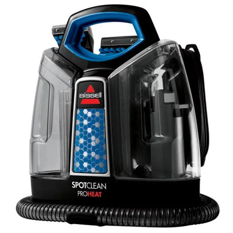 bissell spotclean portable carpet upholstery cleaner spotclean proheat portable carpet cleaner 5207f bissell 174