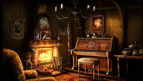 Tuscan Home Interiors cozy wallpaper wallpapersafari