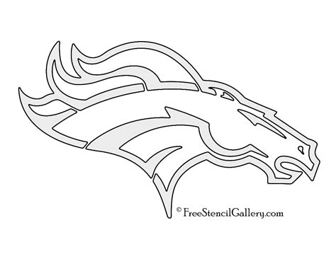 nfl coloring pages broncos denver broncos cupcake toppers instant download printable
