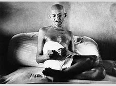 Gandhi's nonviolent approach offers lessons for peace ... Hunger Strike Mahatma Gandhi