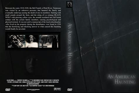 An American An American Haunting Dvd Custom Covers 7104an American Haunting Dvd Covers
