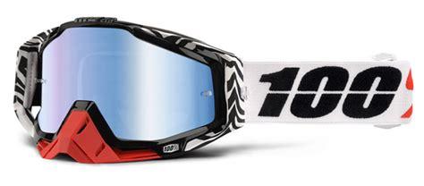 100 percent motocross goggles 100 percent accuri goggles 100 racecraft goggle