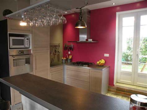 couleur mur cuisine bois stilvoll mur decuisine jaune de cuisine nous a fait