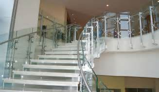 Wooden Stair Handrail Design Stairs Glass Railings Stainless Railings Wood