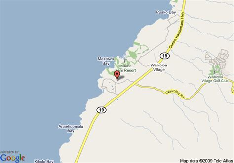 waikoloa resort map hawaii waikoloa kamuela deals see hotel photos
