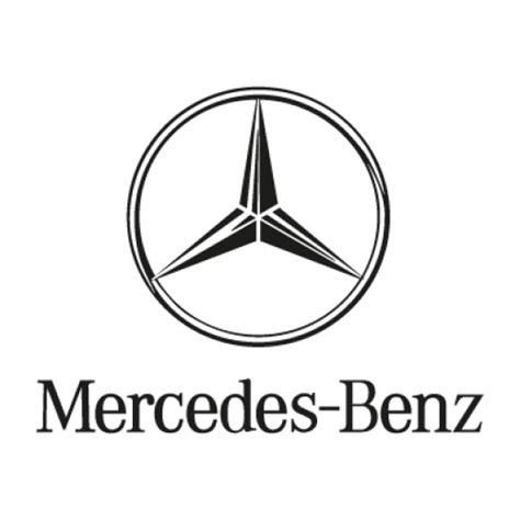 logo mercedes benz vector mercedesbenz logo vector ai free graphics download