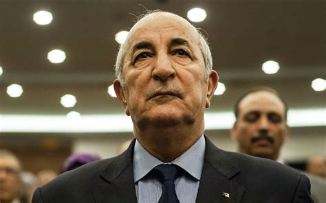 Criminal Record Cleared After 5 Years Algerian Minister Sacked Three Days After Appointment Nigeria Newspaper Nigeria