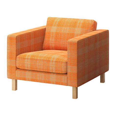 ikea karlstad armchair cover karlstad armchair cover husie orange ikea